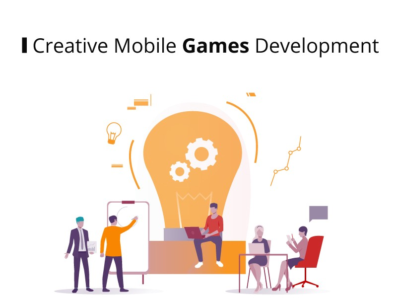 Creative Mobile Games Development